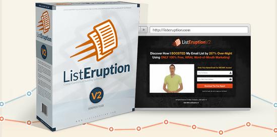 Get List Eruption 2.0 Now!