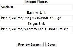 30MinuteList.com - Banner